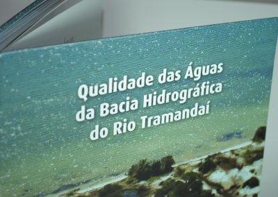 Qualidade das Águas da Bacia Hidrográfica do Rio Tramandaí
