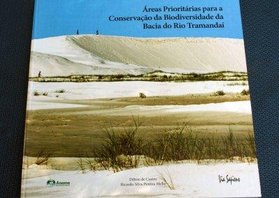 Áreas Prioritárias para a Conservação da Biodiversidade da Bacia do Rio Tramandaí
