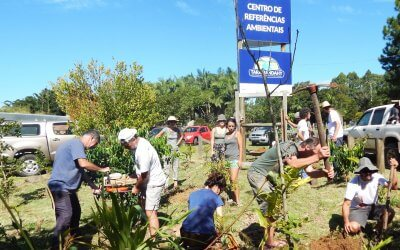 Projeto Taramandahy – Fase III convida para Oficina de Paisagismo Produtivo e Comestível