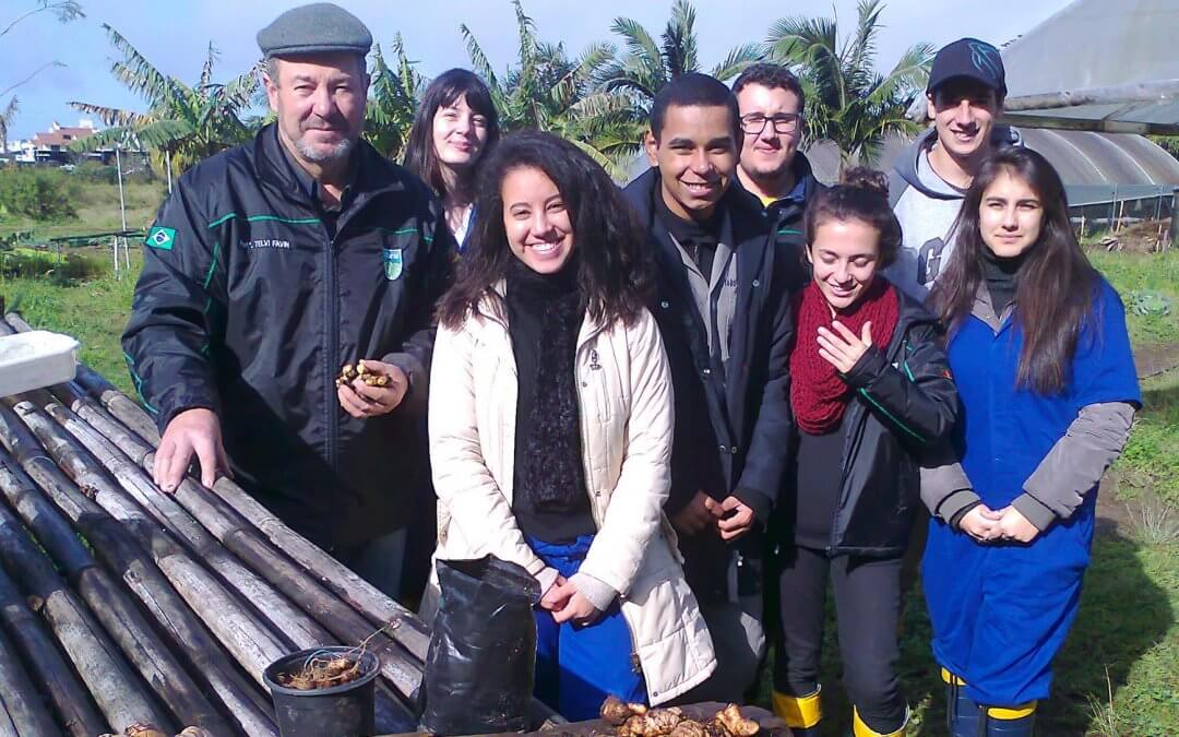 Projeto Taramandahy – Fase III realiza Oficina Socioambiental na Escola Rural de Osório