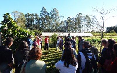 Agricultores visitarão experiências sustentáveis na terra da rapadura e da cachaça
