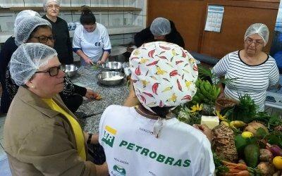 Oficina de Culinária e Agroecologia volta à Barra do Ouro