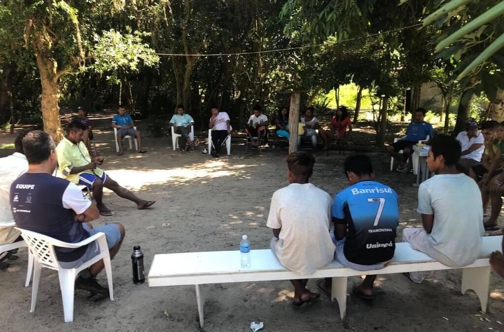 Nhemboaty – Encontros sobre  Gestão Territorial  e Ambiental das terras indígenas M'byá Guarani