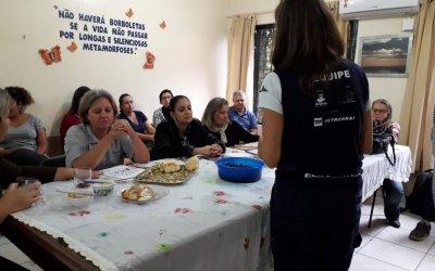 Capão da Canoa recebe apoio do Projeto Taramandahy para aproximar   Agricultura Familiar e Alimentação Escolar