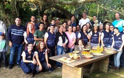 Projeto realiza intercâmbio de inspirações ecopedagógicas, gastronômicas e de turismo rural