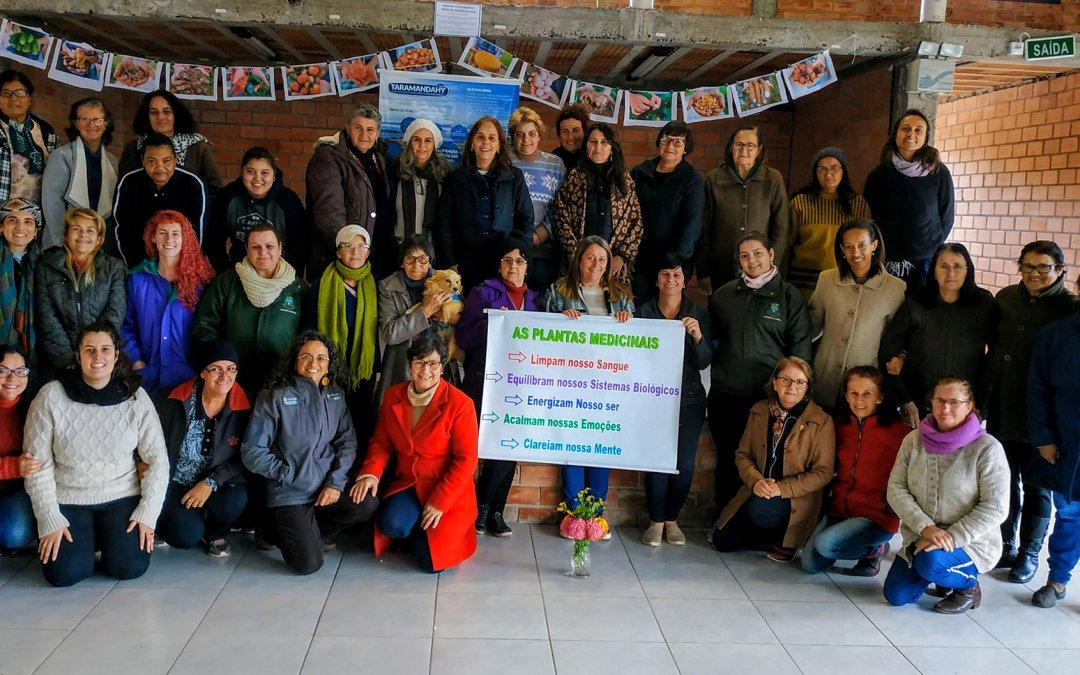 Encontro das agroecologistas  do Litoral Norte reforçou a importância da vida e saúde da mulher na agricultura