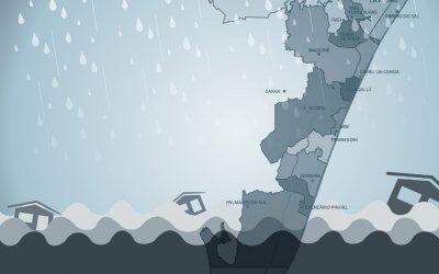 Seminário tratará sobre desastres hidrológicos na região da Bacia do Tramandaí