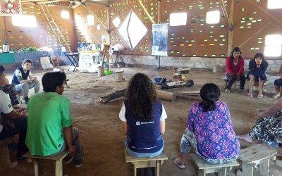 Culinária e Agroecologia: alimento, alimentação e culinária M'byá Guarani
