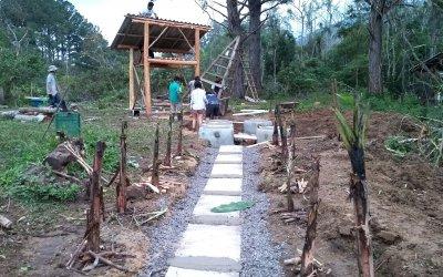 Aldeia Guarani do Litoral Norte receberá implantação de saneamento ecológico de efluentes