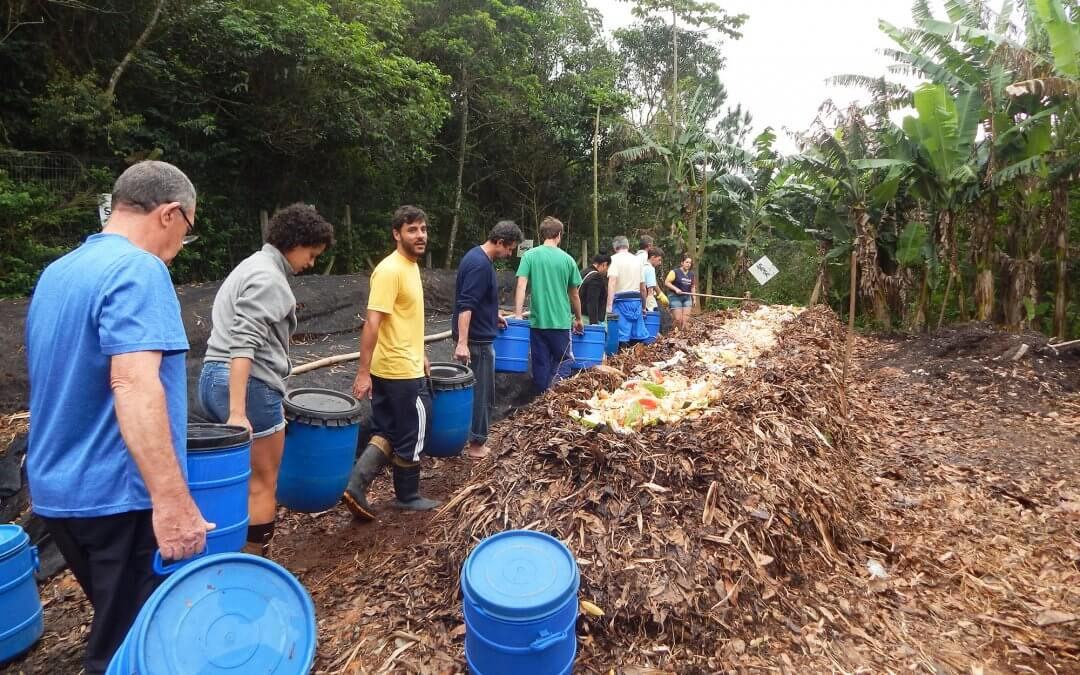 Projeto Taramandahy oferece formação sobre a gestão de resíduos orgânicos