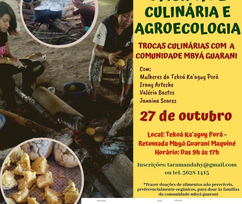 Oficina de Culinária e Agroecologia