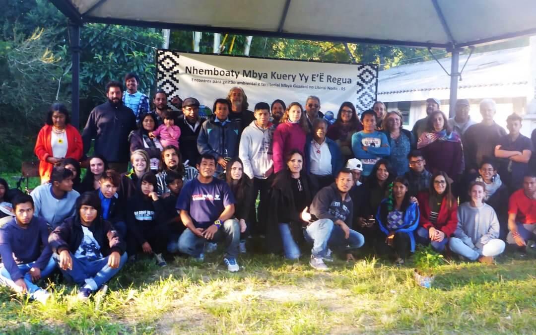 Nhemboaty Mbyá Kuery sobre Gestão Territorial e Ambiental das terras indígenas