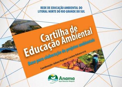 Cartilha de Educação Ambiental – Base para Elaboração de Projetos