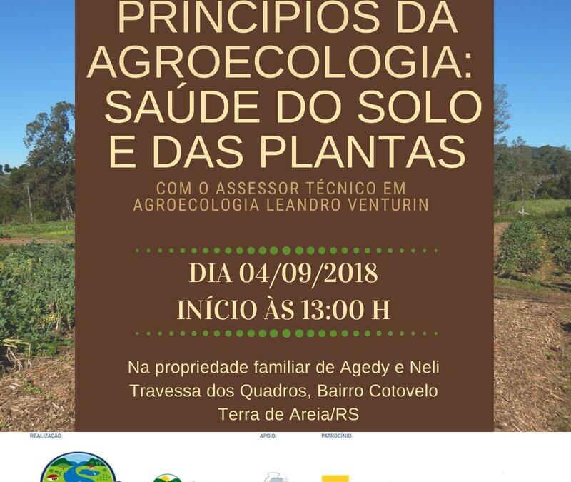 Oficina Temática em Agricultura Sustentável e Adequação Ambiental