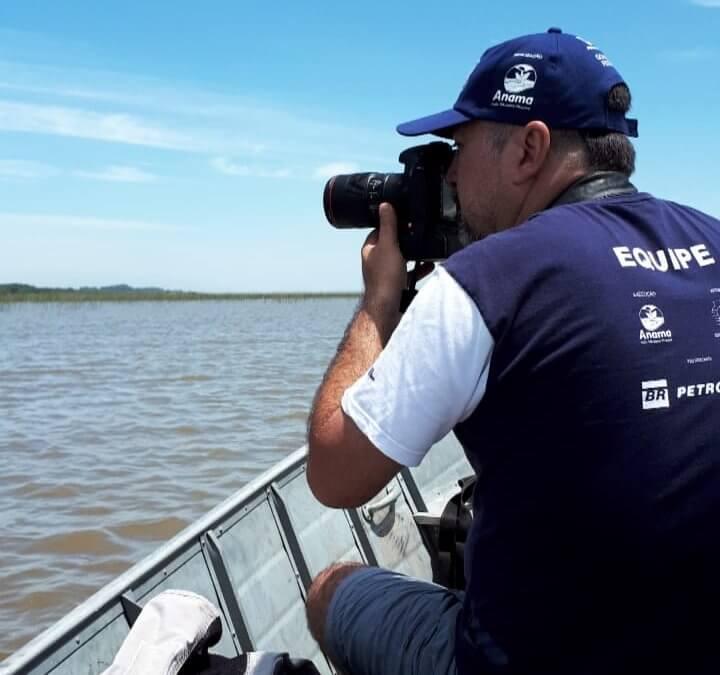 Avaliação dos impactos ambientais das Lagoas