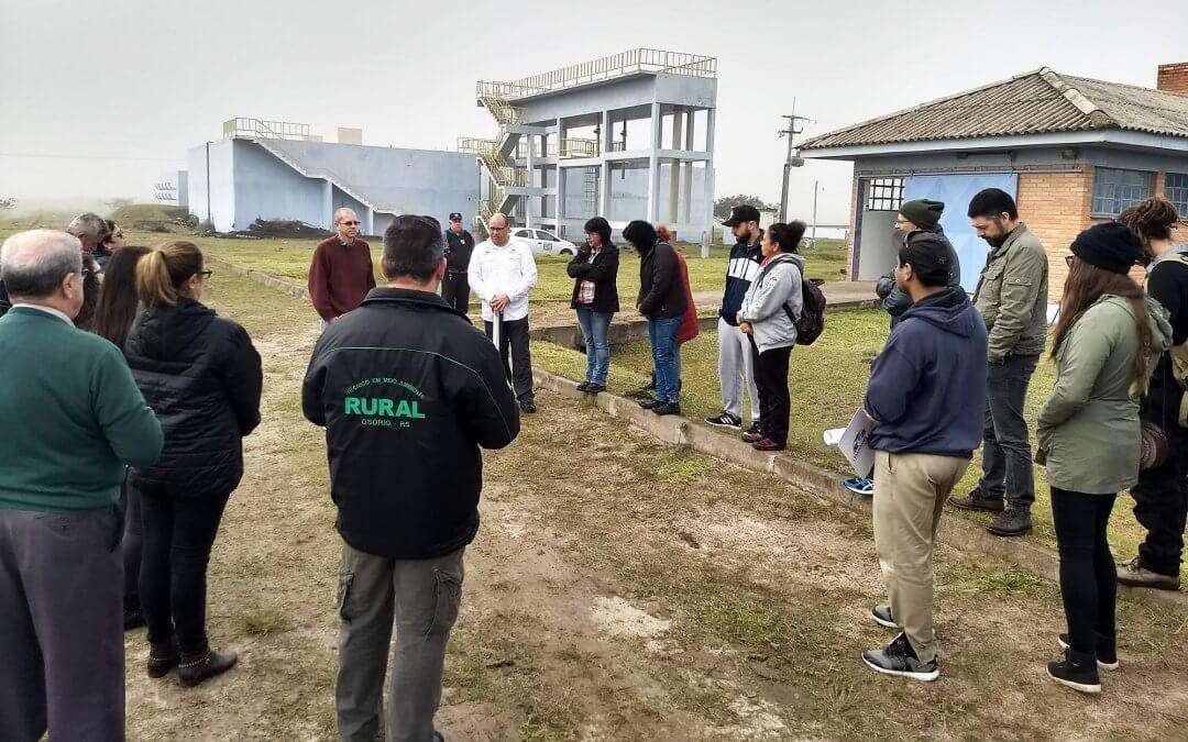 Membros do Comitê Tramandaí visitarão instalações da Petrobras