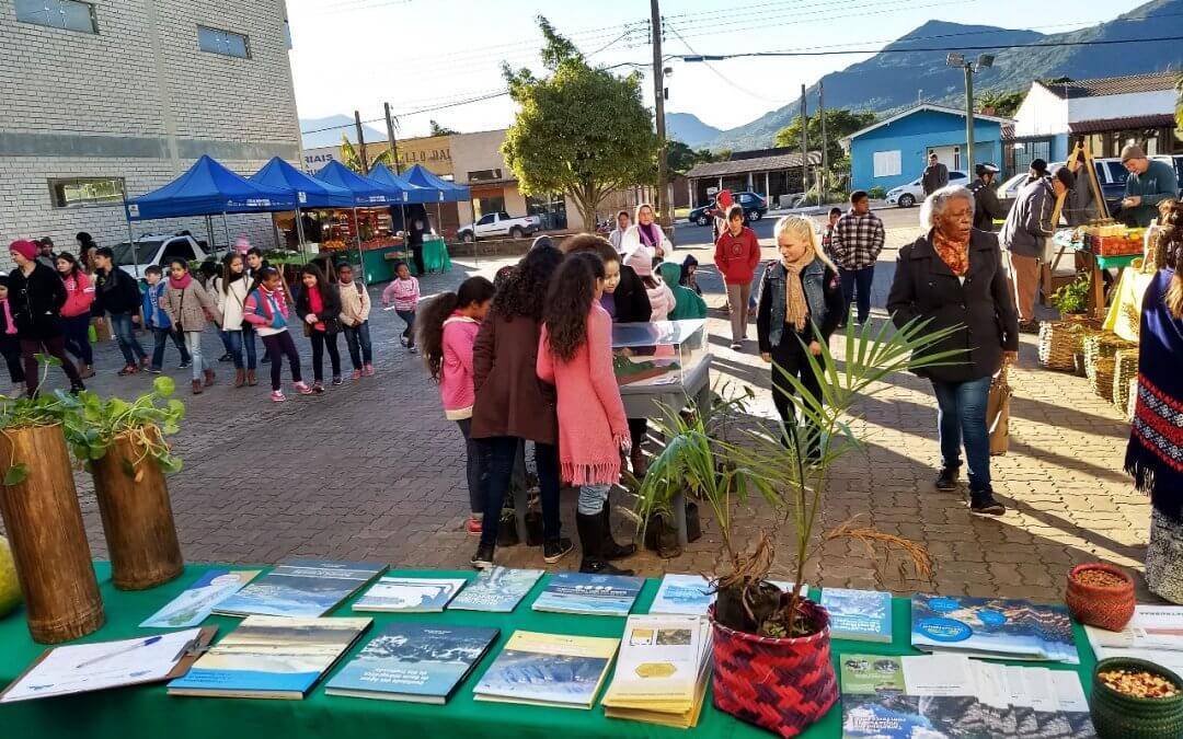 Participe da Feira da Biodiversidade de Maquiné