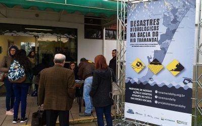 Seminário apresentou análises e perspectivas sobre desastres hidrológicos na região da bacia do Tramandaí