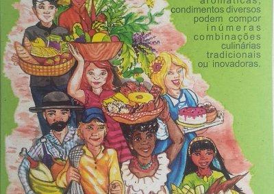 Alimentos da Sociobiodiversidade – Saúde, Saberes e Sabores