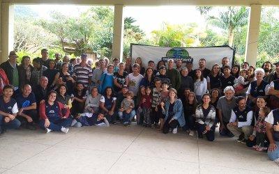 Equipe e famílias assessoradas pelo Projeto realizam balanço das ações de apoio à transição Agroecológica